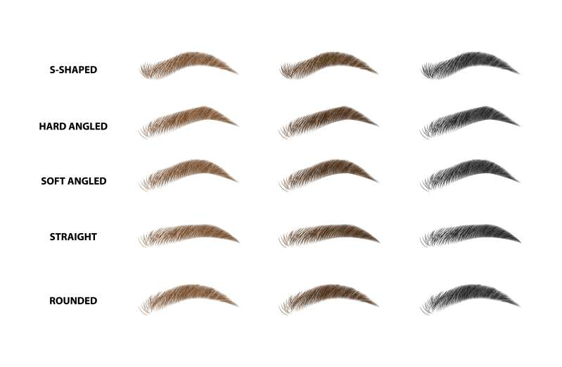 How To Draw Eyebrows On Paper: Learning How To Draw