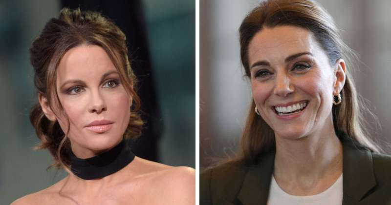 """William Says Hi"": Kate Beckinsale Was Mistaken For The Duchess Of Cambridge"