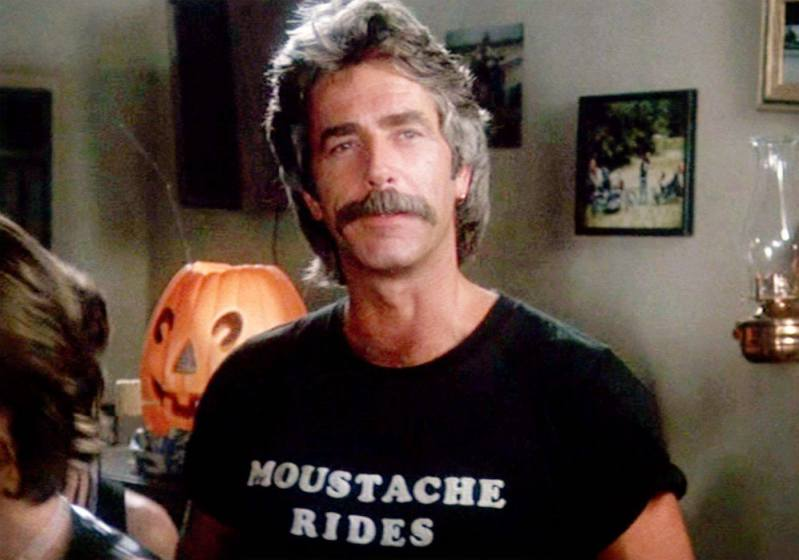 Sam Elliott Was Once Told To