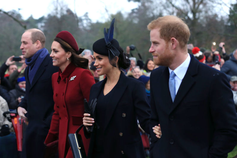 What Is Wrong With Meghan Markle In The Royal Family Photo?