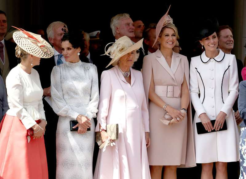"""Kate Middleton Was Under Fire For Breaking Protocol: """"She Should Curtsy To Letizia"""""""