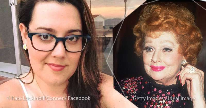 Grandma S Love Lucille Ball S Granddaughter Shares Rare Pic Know more about her personal life. grandma s love lucille ball s