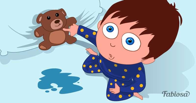 aidez votre enfant arr ter de mouiller son lit gr ce ces quelques habitudes et cha sur fabiosa. Black Bedroom Furniture Sets. Home Design Ideas