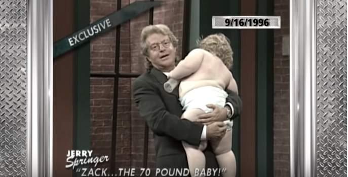 """""""Le plus gros bébé du monde"""" qui pesait 31 kg à 17 mois a grandi et est devenu un beau jeune homme de 25 ans"""