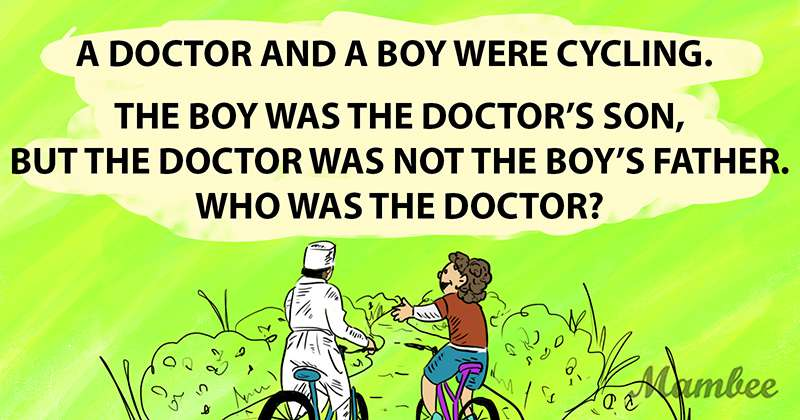 A Confusing Riddle With A Tricky Answer: Who Is The Doctor?A Confusing Riddle With A Tricky Answer: Who Is The Doctor?