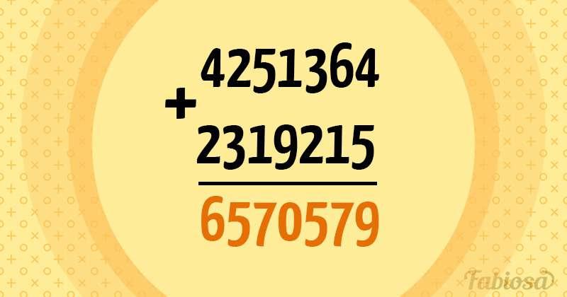 Задачка на сообразительность: какая цифра должна стоять в конце?Задачка на сообразительность: какая цифра должна стоять в конце?
