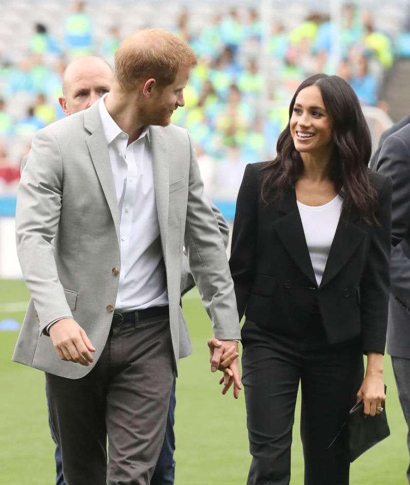 Psíquica y amiga de la princesa Diana predice que el matrimonio de Meghan y Harry no durará mucho