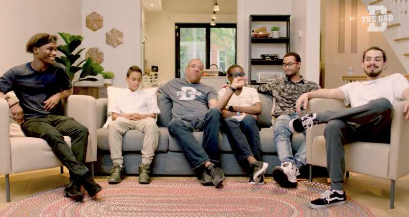 60-Year-Old Single Dad, Sent To Foster Care As A Kid, Raises Seven Adopted Sons On His Own!