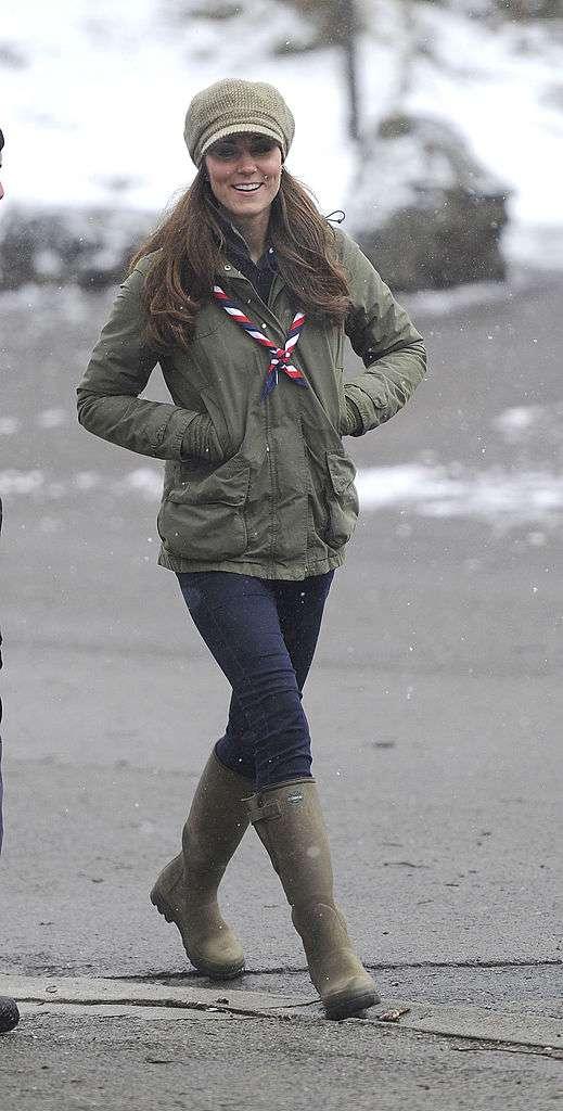 Ist das nicht etwas seltsam? Kate Middleton lässt sich von dem Modestil ihrer 86-jährigen königlichen Verwandten inspirieren