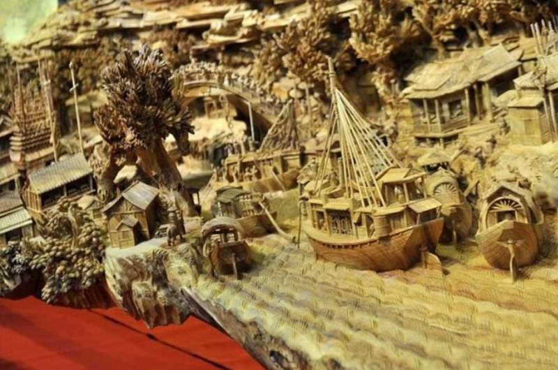 Eindrucksvolle Installation chinesischer Kunst verhalf dem Künstler, in das Guinnessbuch der Weltrekorde zu gelangenEindrucksvolle Installation chinesischer Kunst verhalf dem Künstler, in das Guinnessbuch der Weltrekorde zu gelangenEindrucksvolle Installation chinesischer Kunst verhalf dem Künstler, in das Guinnessbuch der Weltrekorde zu gelangenEindrucksvolle Installation chinesischer Kunst verhalf dem Künstler, in das Guinnessbuch der Weltrekorde zu gelangenEindrucksvolle Installation chinesischer Kunst verhalf dem Künstler, in das Guinnessbuch der Weltrekorde zu gelangenEindrucksvolle Installation chinesischer Kunst verhalf dem Künstler, in das Guinnessbuch der Weltrekorde zu gelangen