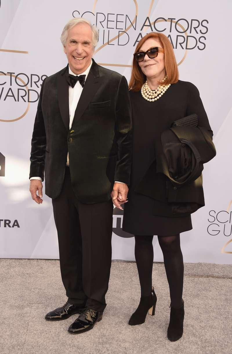 40 ans de mariage heureux ! Le couple d'Henry Winkler n'aurait jamais duré si longtemps sans CE secret