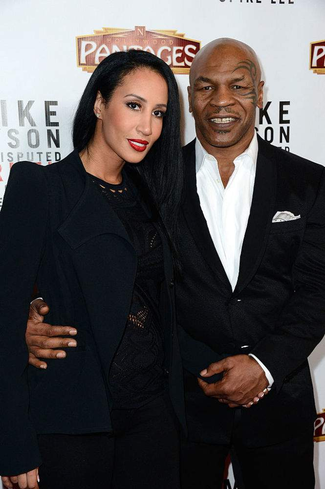 Mike Tyson S Children Dislike Blake Kids As Their Father Was Bad Example