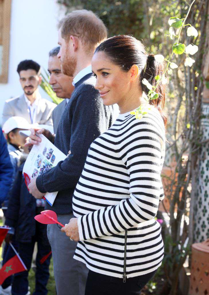 "Queen Would Have Called Meghan Markle's Baby Shower ""Over The Top,"" Royal Biographer ClaimsQueen Would Have Called Meghan Markle's Baby Shower ""Over The Top,"" Royal Biographer Claims-"