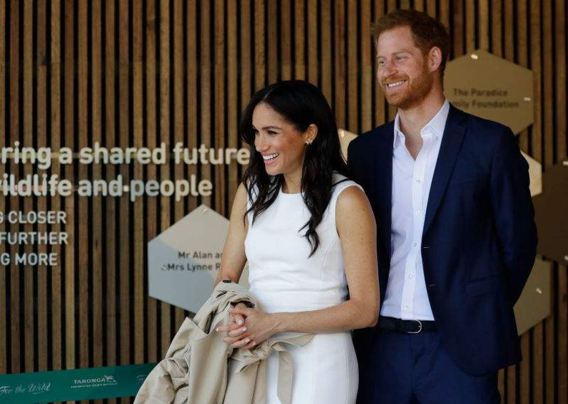 Royal 'Snub': Meghan Markle And Prince Harry Skip The Palace Reception With Donald Trump AgainRoyal 'Snub': Meghan Markle And Prince Harry Skip The Palace Reception With Donald Trump Again