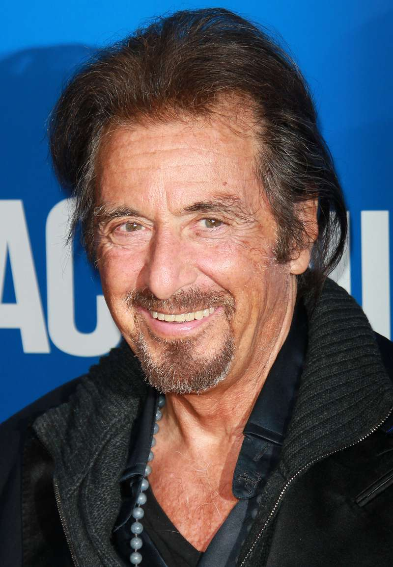 Al Pacino Talks About His Ancestors From Sicily And His ... Al Pacino