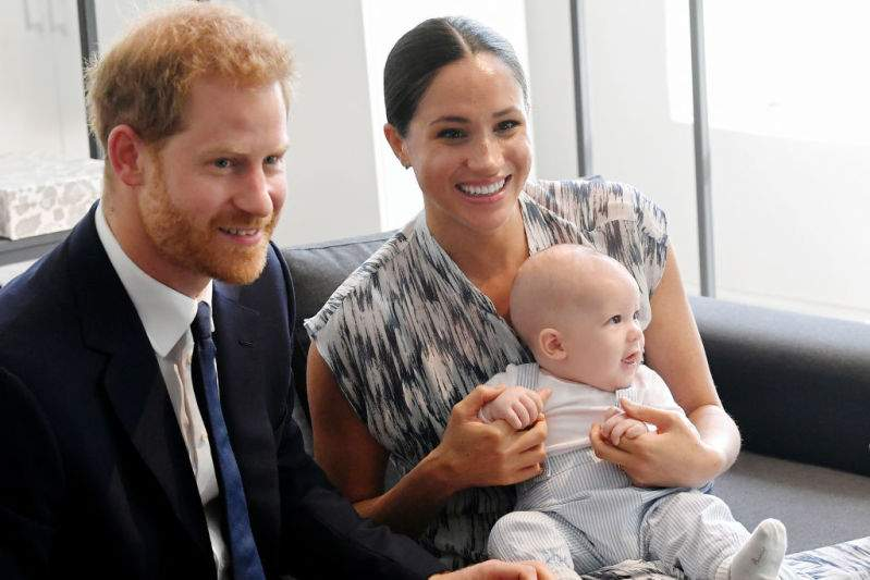 """Meghan Markle's Half-Sister Samantha Gushes About Archie's Resemblance To His Dad: """"He Is Adorable. He Looks Like Harry."""""""