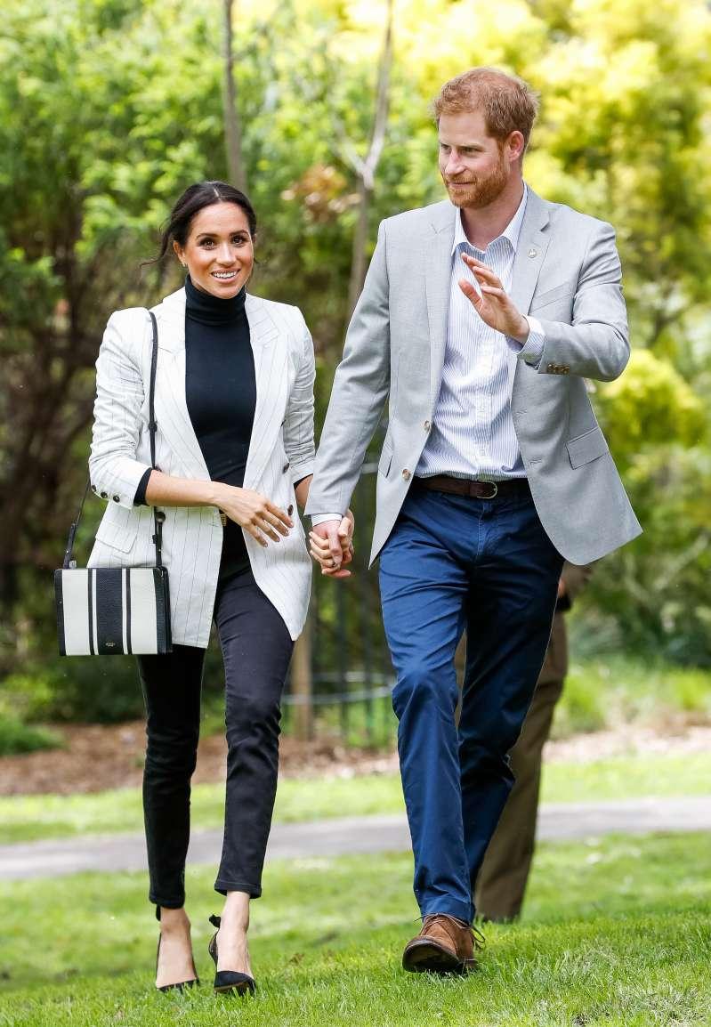 Une duchesse fan de mode : le top 10 des looks les plus glamours de Meghan MarkleInvictus Games Sydney 2018