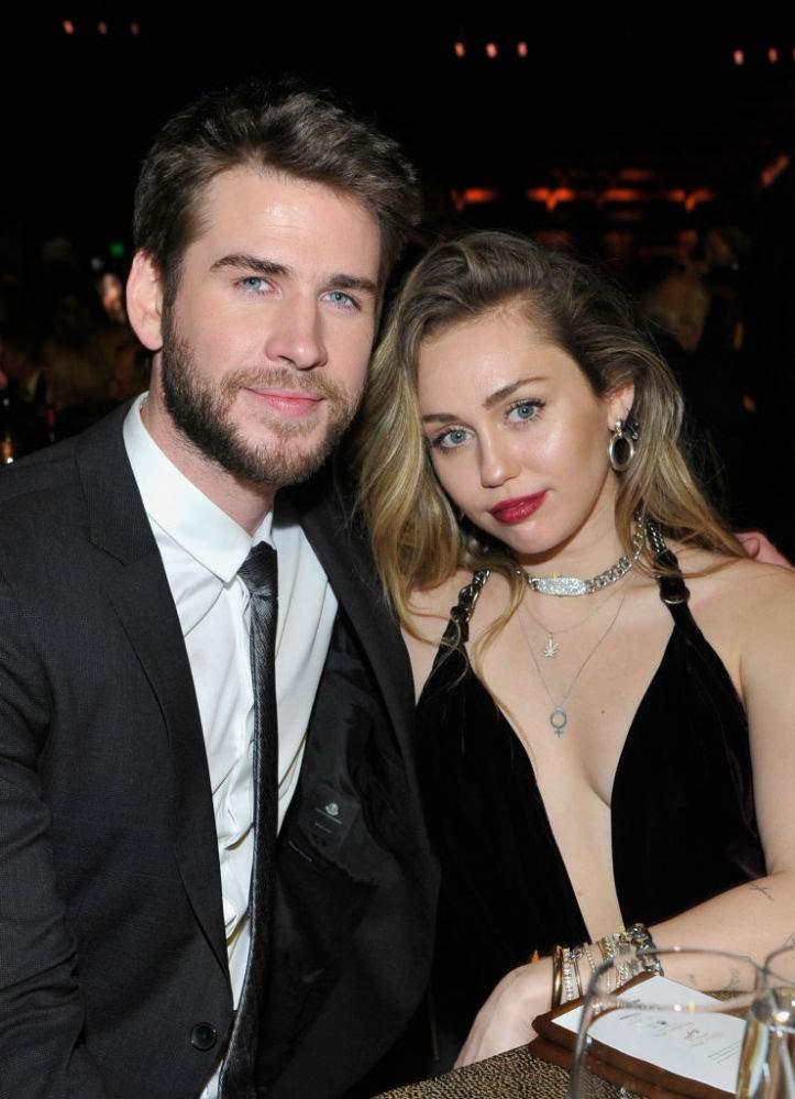Se terminó el amor: Liam Hemsworth solicitó el divorcio de Miley Cyrus a tan solo 7 meses de su boda