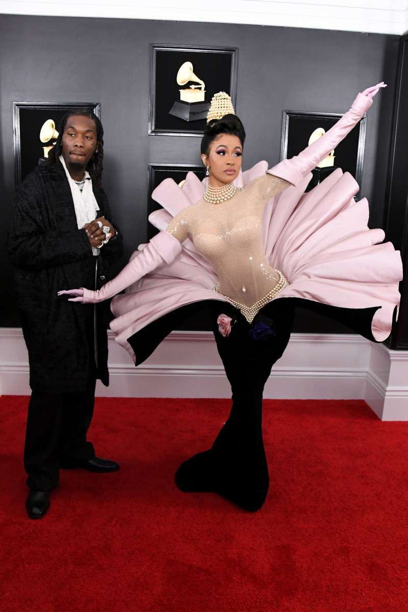 Worst-Dressed? Cardi B Gets Roasted For Her 'Ridiculous' Lotus Gown At Grammy 2019Worst-Dressed? Cardi B Gets Roasted For Her 'Ridiculous' Lotus Gown At Grammy 2019