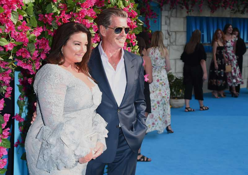 How Did Pierce Brosnan's Wife Look In Her Youth? He Married A Beauty!