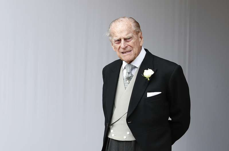 What A Twist! The British Named Their Favorite Royal. Who Do You Think It Is?prince philip attends princess eugenie's wedding