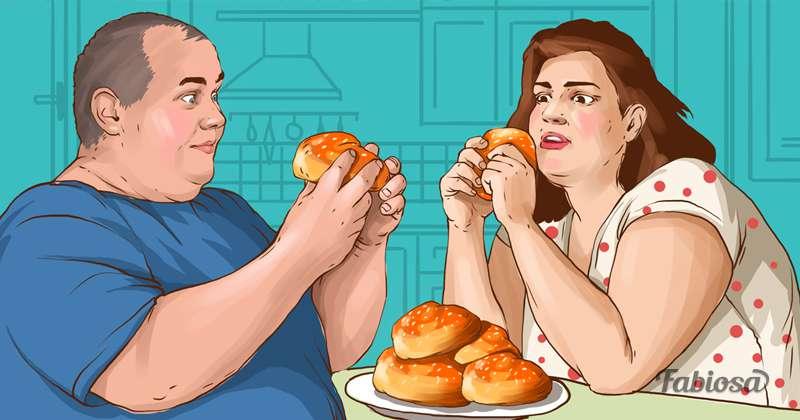 Vous avez pris du poids après votre mariage ? C'est normal ! Explications détaillées et manières de l'éviter