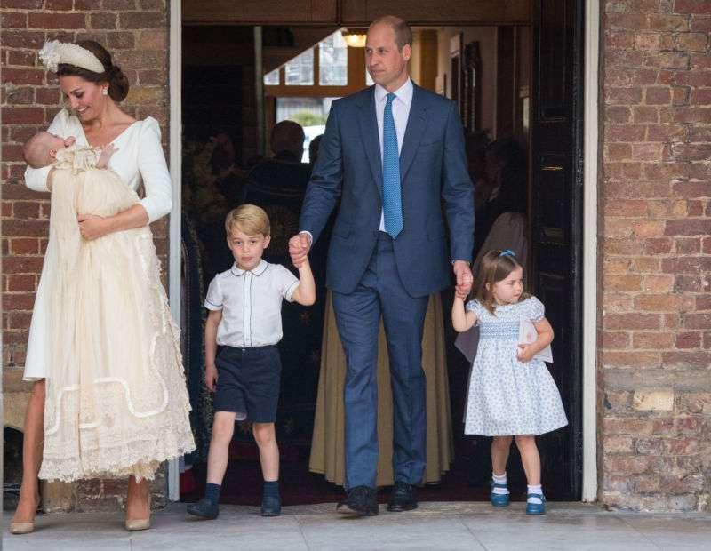 Ma quanto è carino! Pippa Middleton mostra per la prima volta il viso di suo figlio