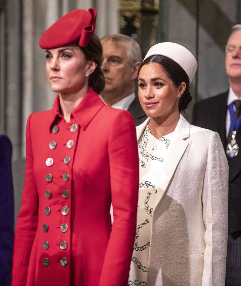 Why Kate Middleton And Meghan Markle Began Looking Like Mom And Daughter