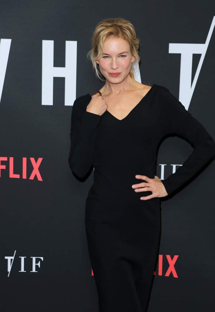 """Una vida """"oscura y triste"""": el motivo que llevó a Renée Zellweger a alejarse de Hollywood"""