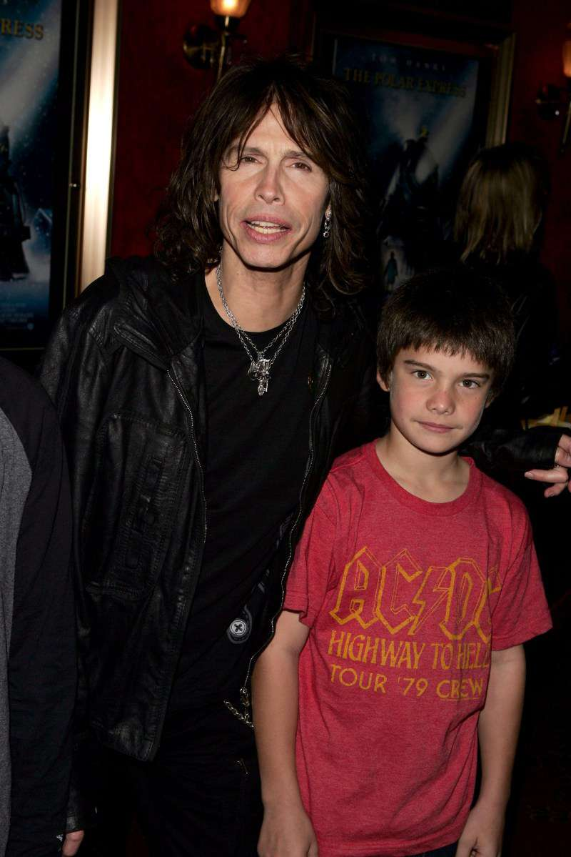Steven Tyler Is A Proud Father Of Four Children. Are They As Keen On Music As Their Daddy?