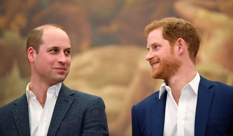 La relation entre William et Harry prend une nouvelle tournure, il semblerait qu'ils se séparent légalement