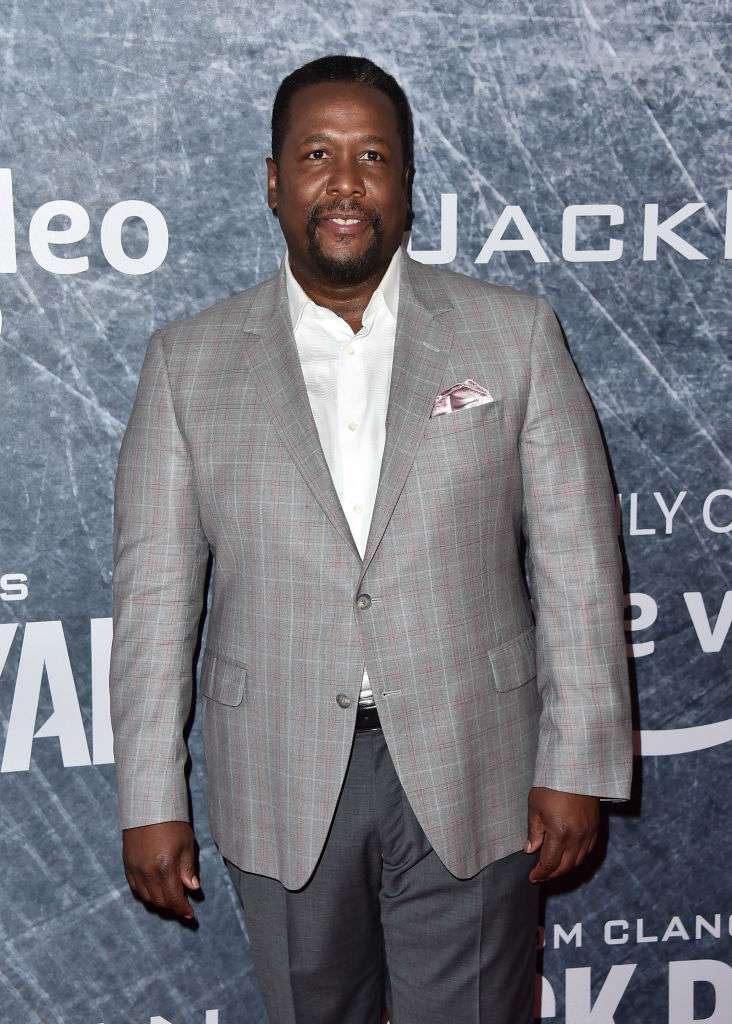 Meghan Markle's 'Suits' Dad, Wendell Pierce, Sends Blessings To His Onscreen Daughter Ahead Of The Royal Baby Birth