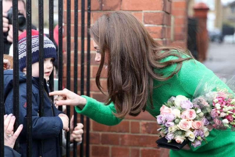 Herzogin Catherine über die Kochkünste von Prinzessin Charlotte und die Essensvorlieben ihrer Kinder