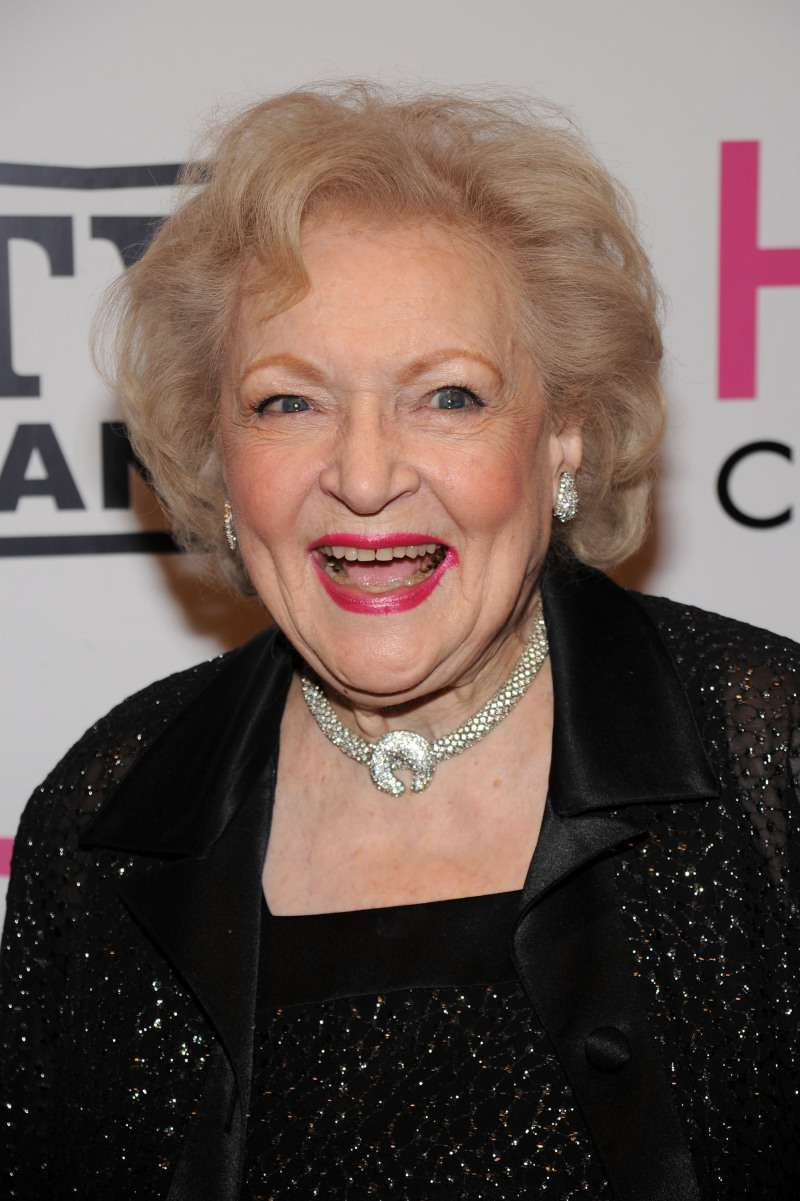 Betty White On How One Of Her 'Golden Girls' Colleagues Didn't Like Her