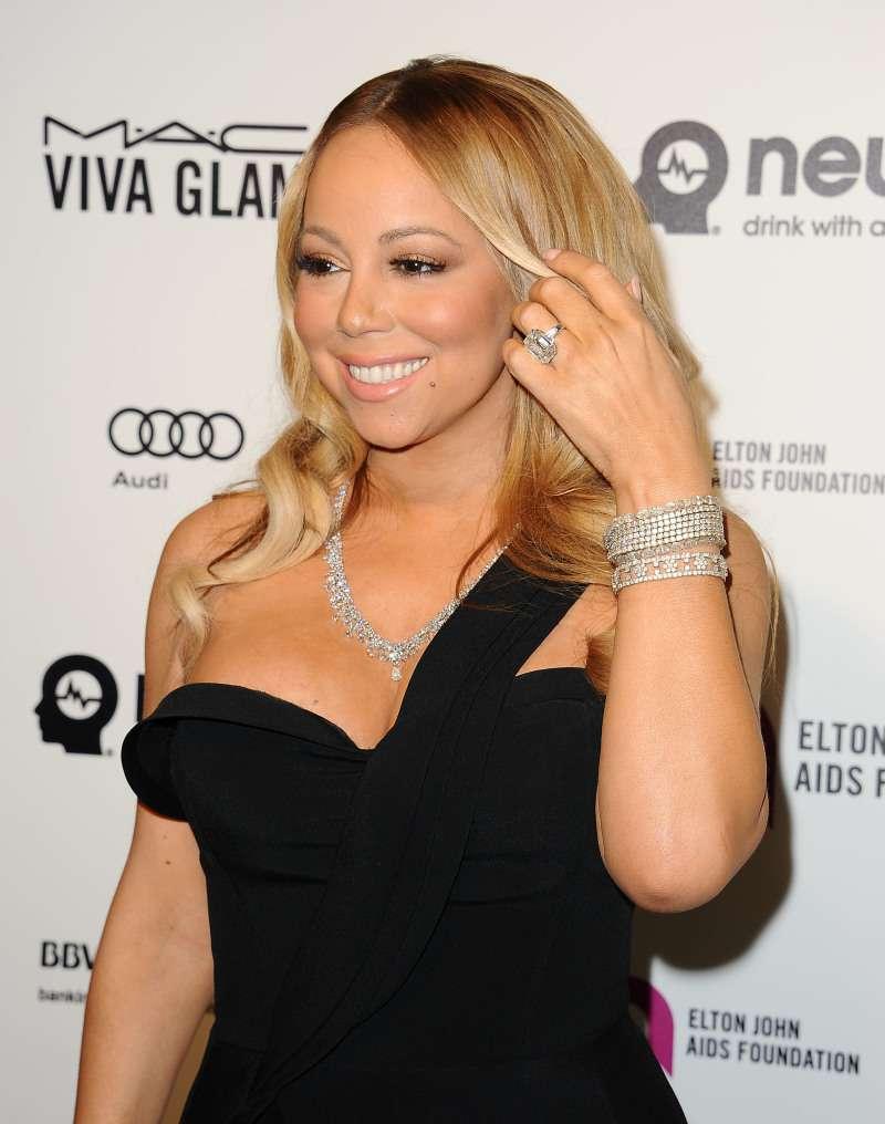 Mariah Carey, trés amincie, épate ses fans en publiant une photo en bikini