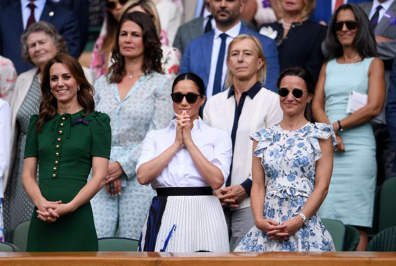 Meghan Markle Got Slammed For Attending 3 Events In 1 Week Without Archie & Not Feeding Him