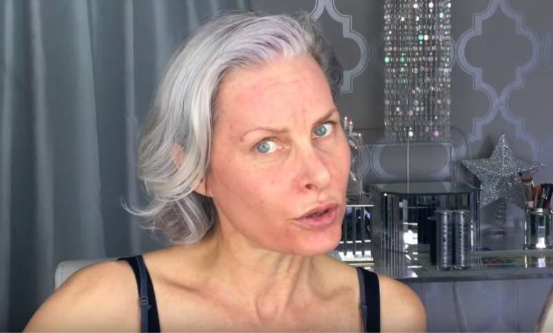 Incredible Power Of Makeup: 52-Year-Old Actress Transformed Into A 20-Year-Old Cutie In 2 Minutes