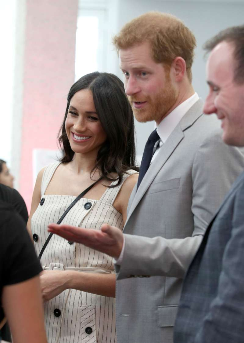Meghan Markle Has Become One Of The Most Elegantly Dressed Women In 2018, According To Vogue