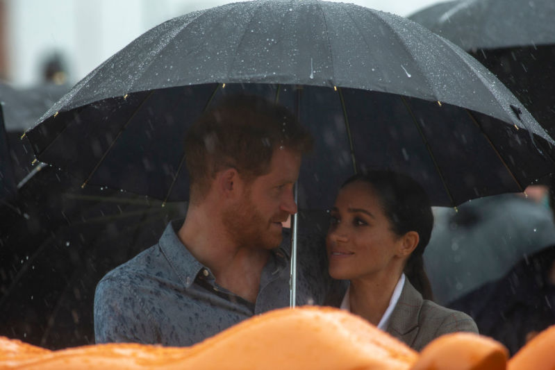 Caring Or Domineering? How Prince Harry's Attitude To Meghan Markle Changed After She Got Pregnant