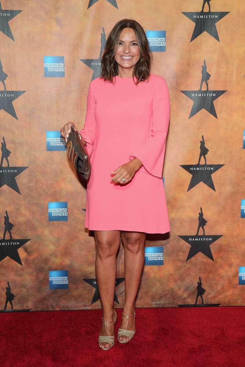 La star féminine de 'New-York, Unité Spéciale', se confie sur l'affreuse blessure qu'elle a subie sur le plateau