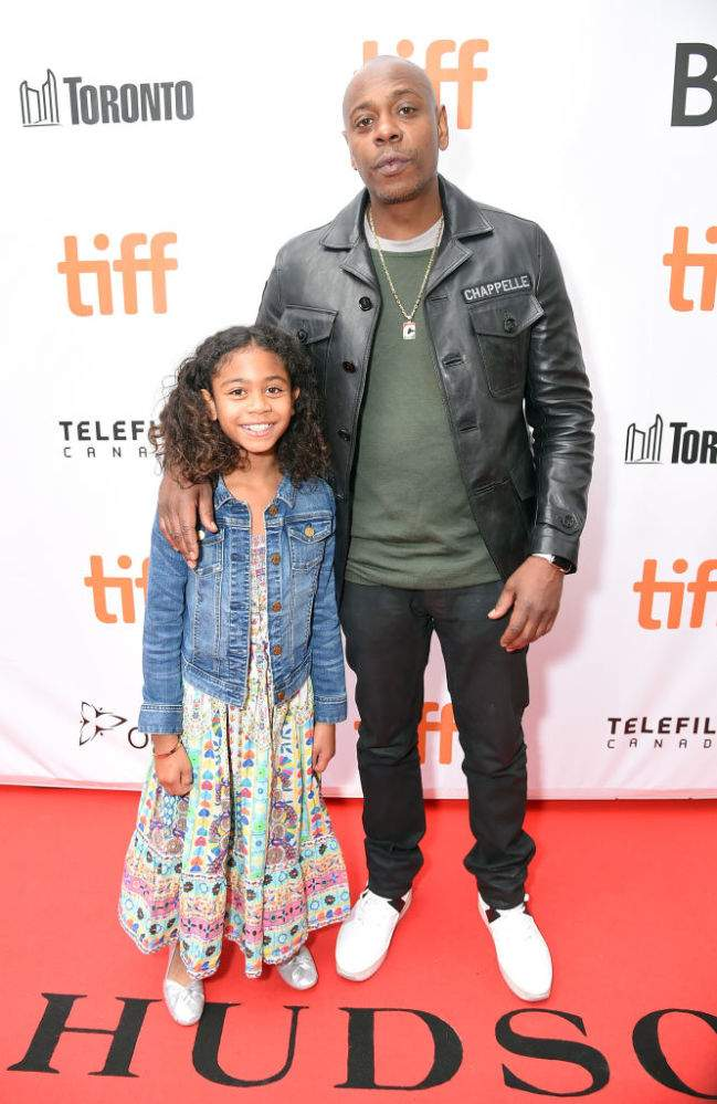 inside dave chappelle s family meet his wife and 3 kids who prefer to avoid fame inside dave chappelle s family meet