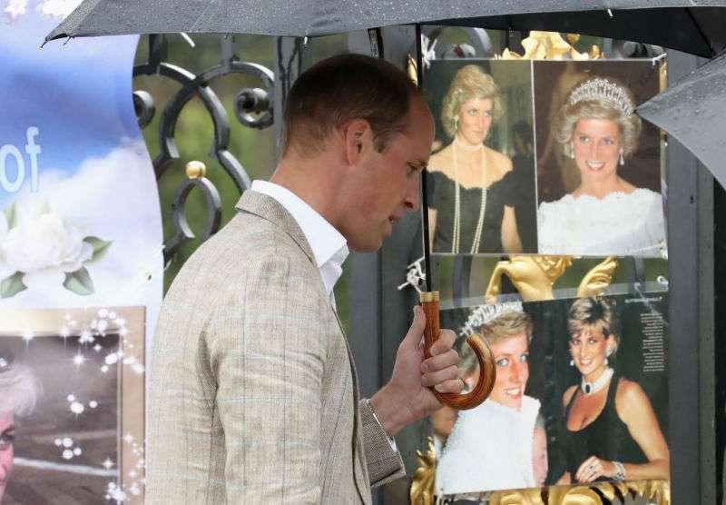 El testamento de Lady Di fue cambiado por su madre y hermana en favor de William y Harry