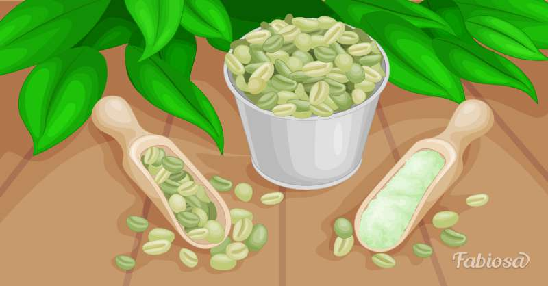 coffee bean para bajar de peso