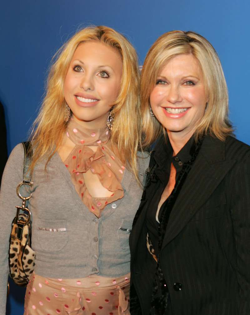 Olivia Newton-John's Only Daughter Is All Grown Up And Looks Quite A Lot Like Her Famous MomOlivia Newton-John's Only Daughter Is All Grown Up And Looks Quite A Lot Like Her Famous Mom
