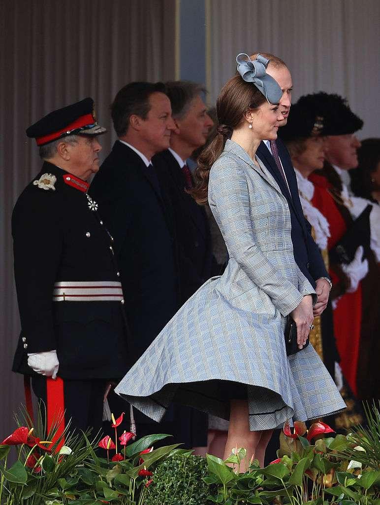 Fünf Peinlichkeiten, die sogar den Mitgliedern der Königsfamilie passieren