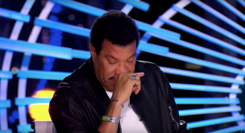Blind Auditioner On American Idol Moves Iconic Singer Lionel Richie To Tears As She Sings 'Rise'