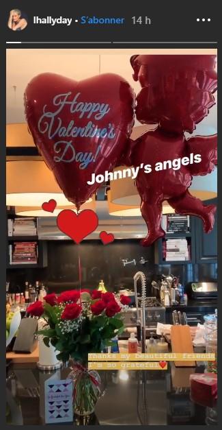 Laeticia Hallyday : son message désespéré et émouvant à Johnny pour la Saint-Valentin