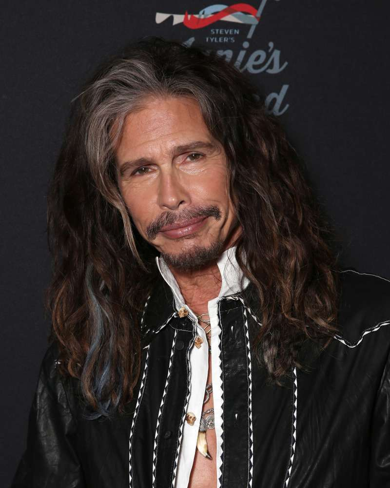 Aerosmith Front-man Steven Tyler Helps Open A Facility For Abused And Neglected Girls