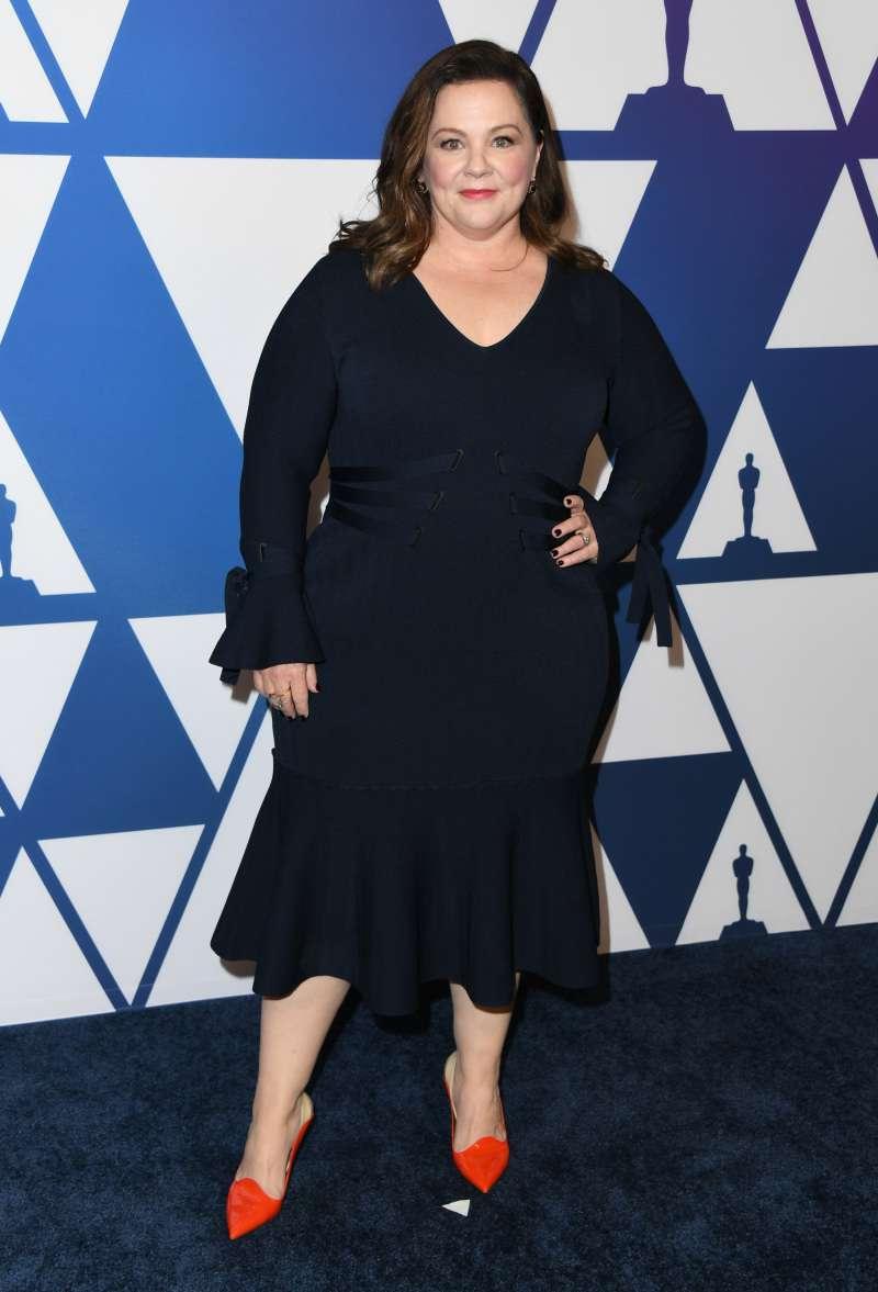 Avec sa robe noire moulante, Melissa McCarthy était plus que sublime aux BAFTA Awards 2019