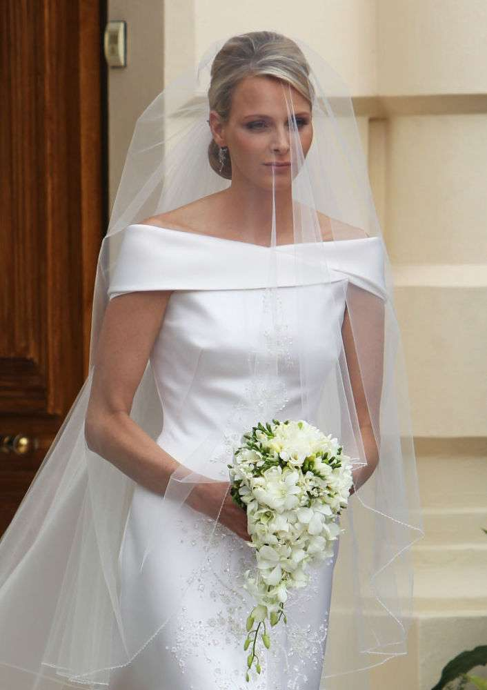 """Story Behind The Wedding Dress Of The """"Sad Bride"""": How Princess Of Monaco's Garment Was Created"""